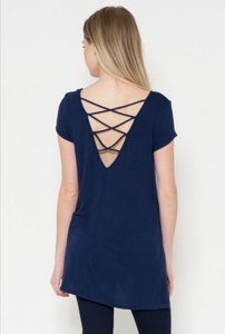 Cap Sleeve Strap Top