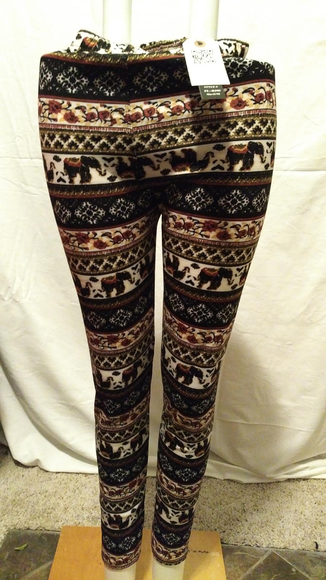 FLEECE Leggings Style 1085