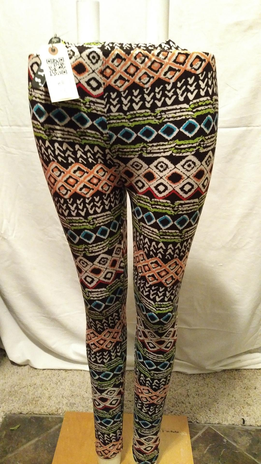 FLEECE Leggings Style 1087