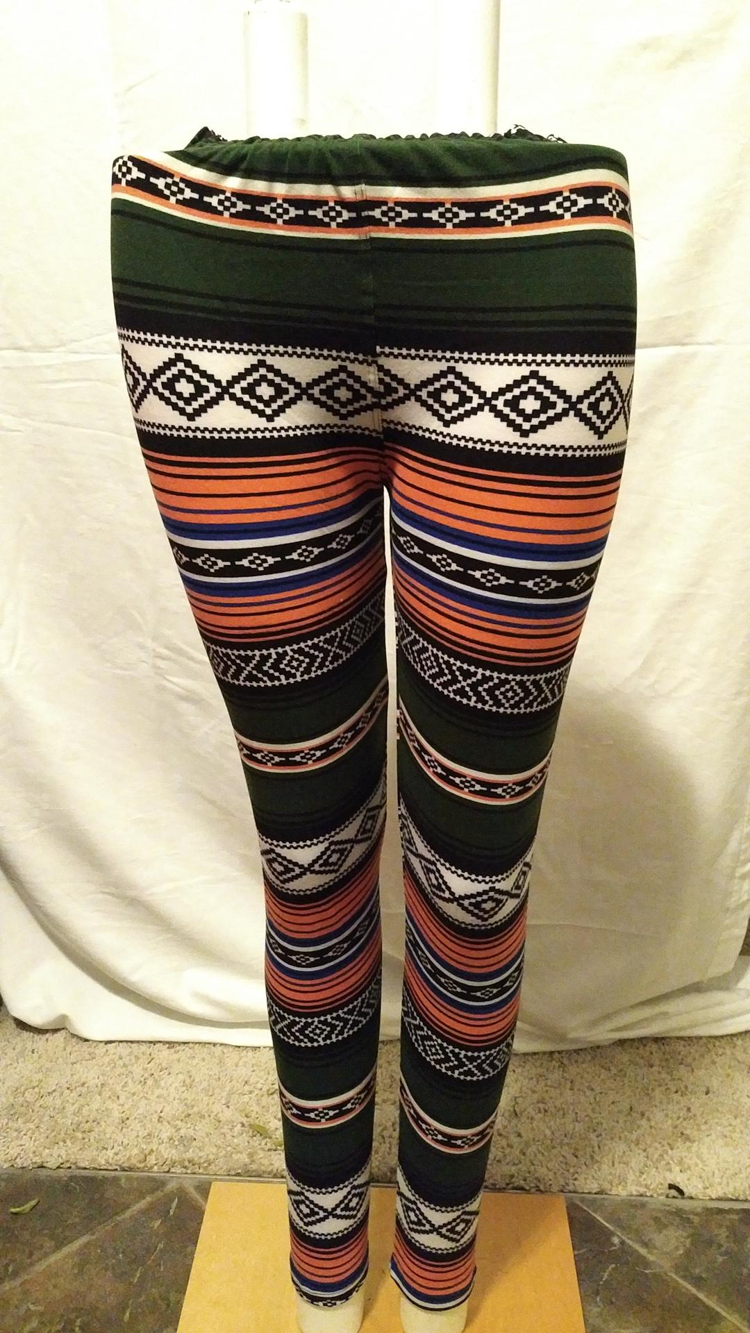 FLEECE Leggings Style 1092