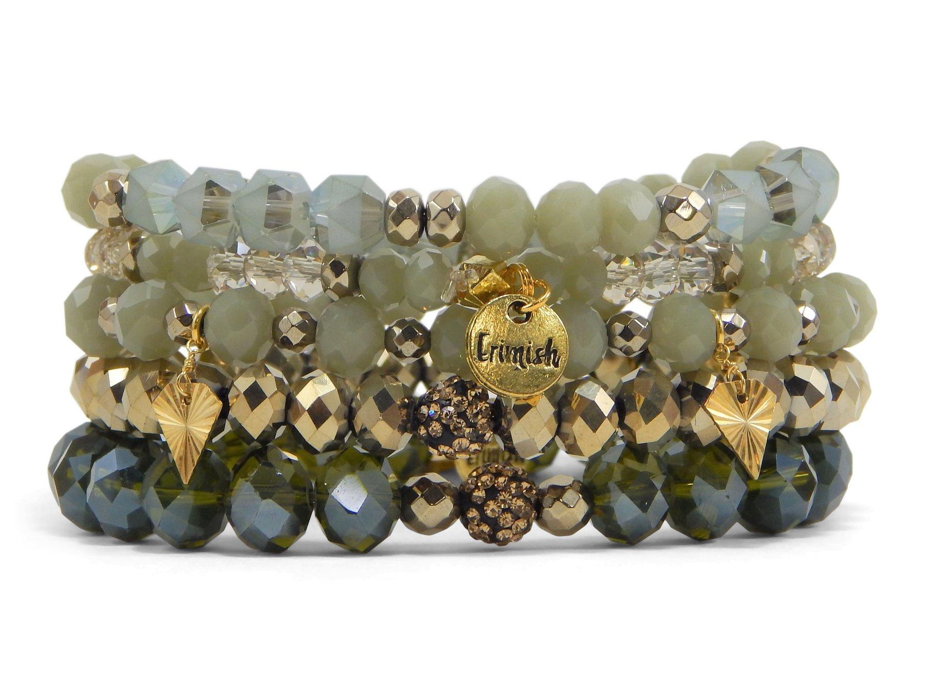 Erimish Leapfrog Bracelet Jar Set