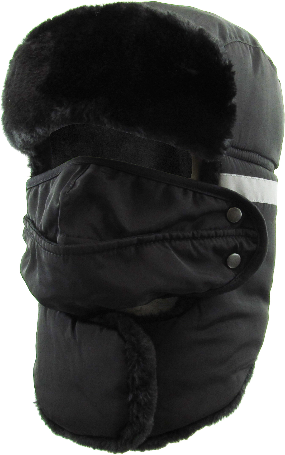 Arctic Trapper Hat with Mask and Neck Warmer