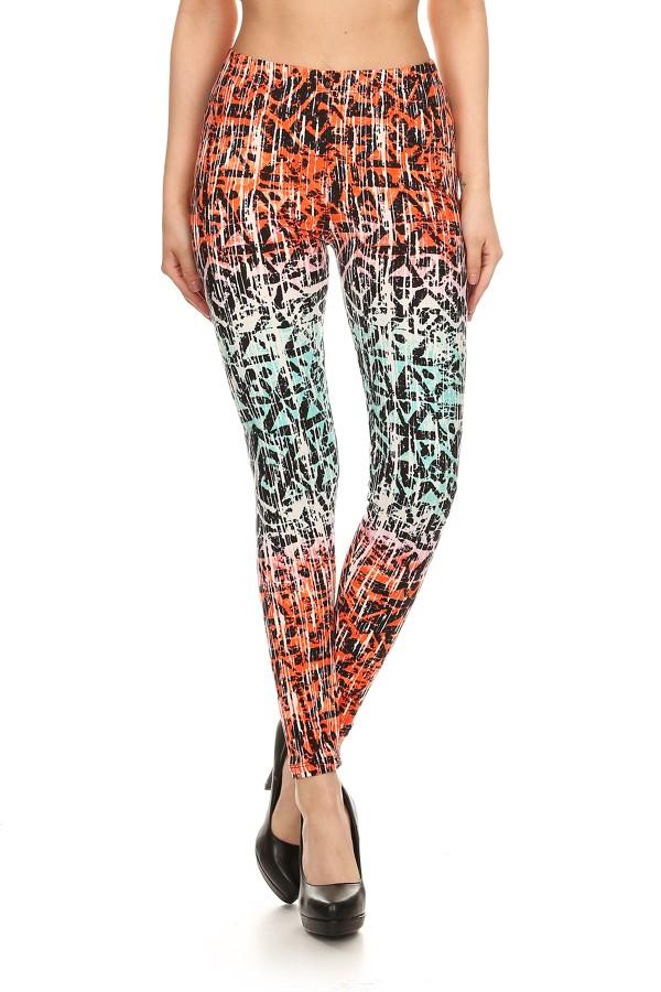 Print Leggings Style 1032