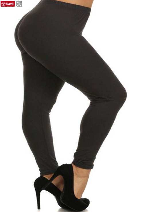 Basic Plus Leggings